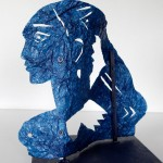 Profil Bleu Papier & Bois 12 11 x 6 po.