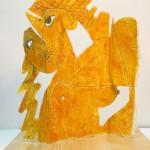 Profil Orange Papier & bois 12 x 10 x 5 po